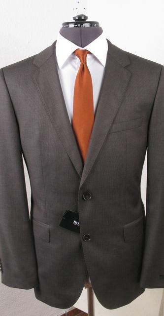 Bild von Hugo Boss: The James4/Sharp6 braun regular fit [neu]