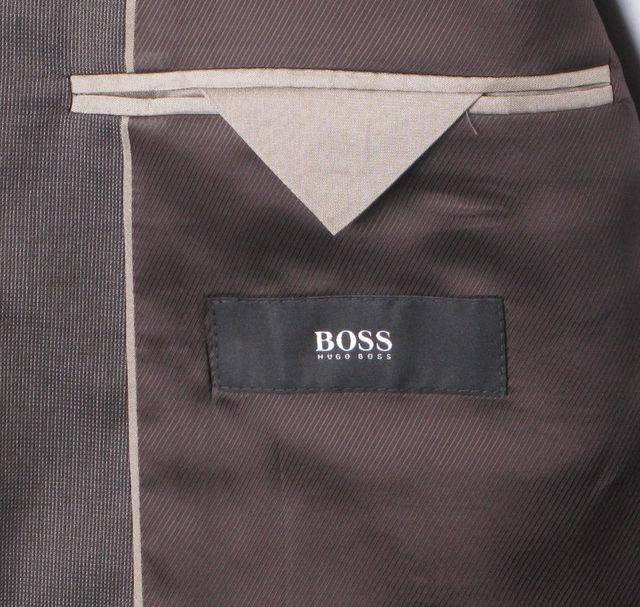 Bild 7 von Hugo Boss: The James4/Sharp6 braun regular fit [neu]