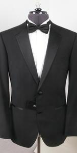 Bild von Hugo Boss: Smoking The Stars1/Glamour1 S-100 schwarz regular fit [neu]